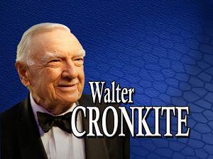Walter Cronkite