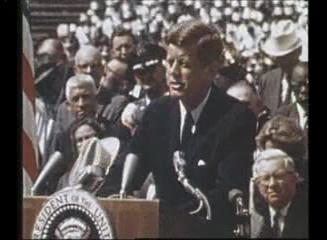 JFK Rice Speech