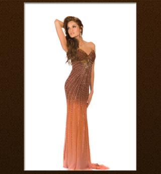 Miss Guatemala Universe 09