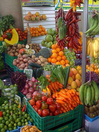Mistura 2009 food