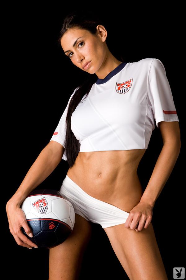 Sexy girls in barcelona jerseys — img 6